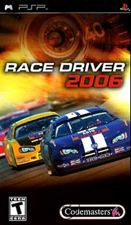 Rent Race Driver 2006 for PSP Games