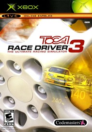 Rent TOCA Race Driver 3 for Xbox