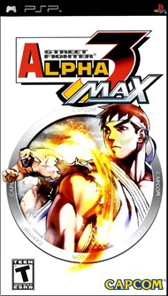 Rent Street Fighter Alpha 3 MAX for PSP Games