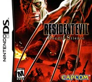 Rent Resident Evil Deadly Silence for DS