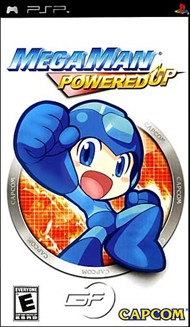 Buy Mega Man Powered Up for PSP Games