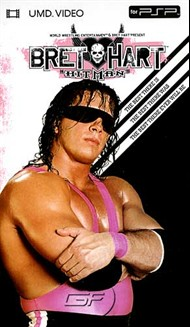 Rent Bret 'Hit Man' Hart for PSP Movies