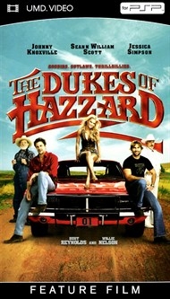 Rent Dukes of Hazzard for PSP Movies