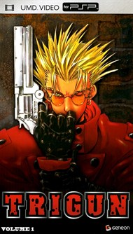Rent Trigun Volume 1 for PSP Movies