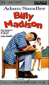 Rent Billy Madison for PSP Movies