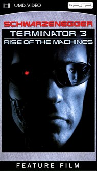 Rent Terminator 3: Rise of the Machines for PSP Movies