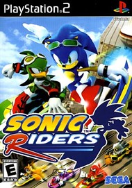 Rent Sonic Riders for PS2