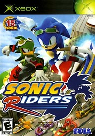 Rent Sonic Riders for Xbox
