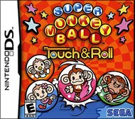 Rent Super Monkey Ball Touch and Roll for DS