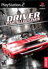 Rent Driver: Parallel Lines for PS2
