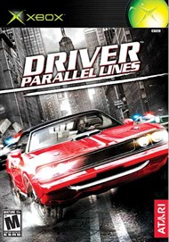 Rent Driver: Parallel Lines for Xbox