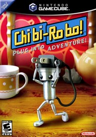 Rent Chibi-Robo for GC