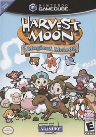 Rent Harvest Moon: Magical Melody for GC