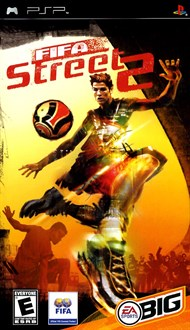 Rent FIFA Street 2 for PSP Games