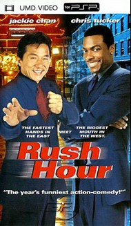 Rent Rush Hour for PSP Movies