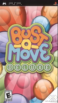 Rent Bust-a-Move Deluxe for PSP Games