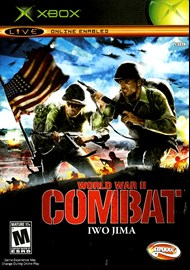 Rent World War II Combat: Iwo Jima for Xbox