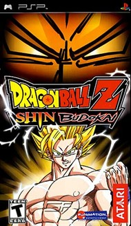 Rent Dragon Ball Z: Shin Budokai for PSP Games