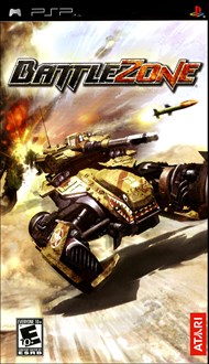 Rent BattleZone for PSP Games