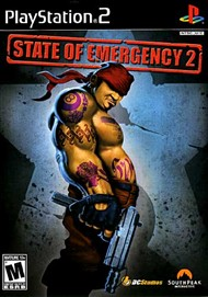 Rent State of Emergency 2 for PS2