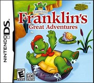 Rent Franklin's Great Adventures for DS