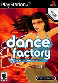 Rent Dance Factory for PS2
