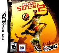 Rent FIFA Street 2 for DS