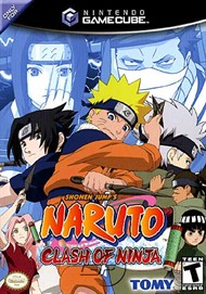 Rent Naruto: Clash of Ninja for GC
