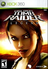 Rent Tomb Raider: Legend for Xbox 360