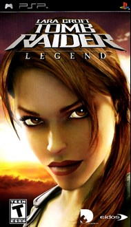 Rent Tomb Raider: Legend for PSP Games