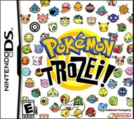 Rent Pokemon Trozei for DS