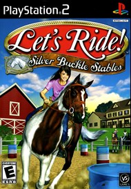 Rent Let's Ride: Silver Buckle Stables for PS2