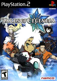 Rent Tales of Legendia for PS2