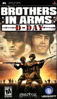 Rent Brothers in Arms: D-Day for PSP Games
