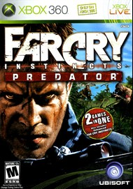 Rent Far Cry Instincts: Predator for Xbox 360