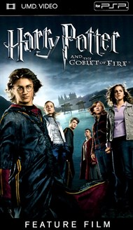 Rent Harry Potter and the Goblet of Fire for PSP Movies