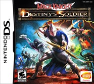 Rent Mage Knight: Destiny's Soldier for DS
