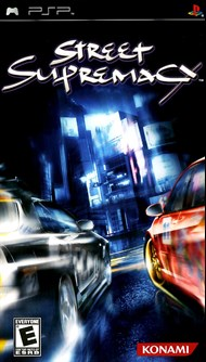 Rent Street Supremacy for PSP Games