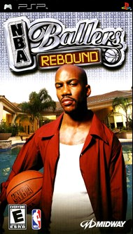 Rent NBA Ballers: Rebound for PSP Games