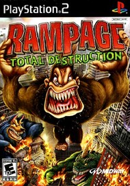 Rent Rampage: Total Destruction for PS2