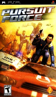 Rent Pursuit Force for PSP Games