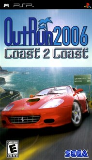 Rent Outrun 2006 Coast 2 Coast for PSP Games