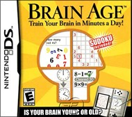 Rent Brain Age: Train Your Brain in Minutes a Day! for DS