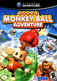 Rent Super Monkey Ball Adventure for GC
