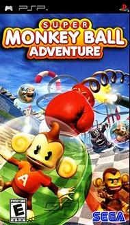 Rent Super Monkey Ball Adventure for PSP Games