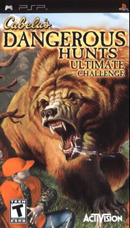 Rent Cabela's Dangerous Hunts: Ultimate Challenge for PSP Games