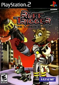 Rent Ruff Trigger: The Vanocore Conspiracy for PS2