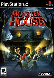 Rent Monster House for PS2