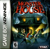 Rent Monster House for GBA