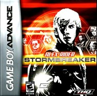 Rent Alex Rider: Stormbreaker for GBA